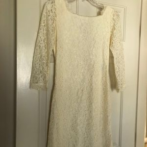 EUC Diane Von Furstenberg Zarita Lace Dress 2